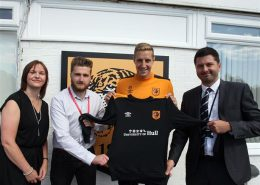 Hull Tigers' and Hull University