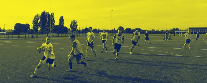 Rugby 3G Pitch