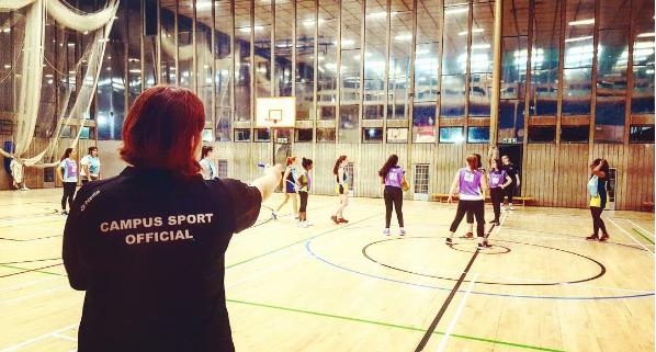 Campus Sport, Netball