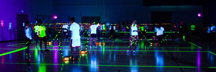 Glow, UV, Sport