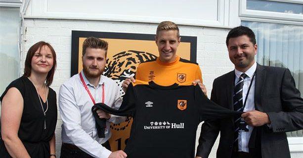 Hull Tigers' and Hull University