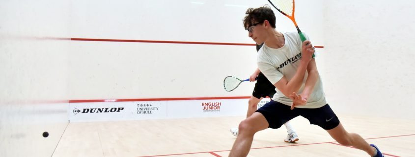 hull sport, squash, english junior championships