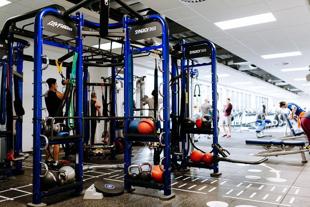 Hull University Sports & Fitness Centre – Inspiring Activity