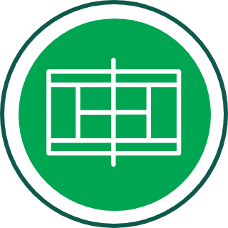 Pitches and Courts Football icon