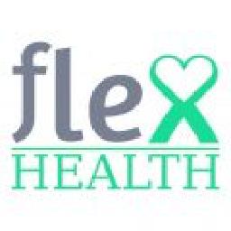 Flex Health logo
