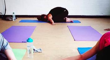 Hull Sport Staff Programme Yoga