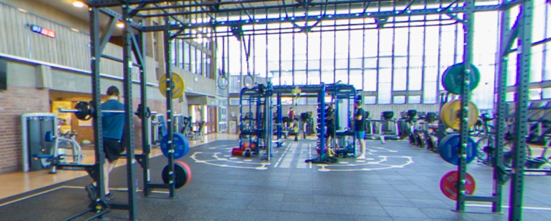 Hull Sport Our Team image of gym
