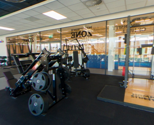Hull Sport performance zone