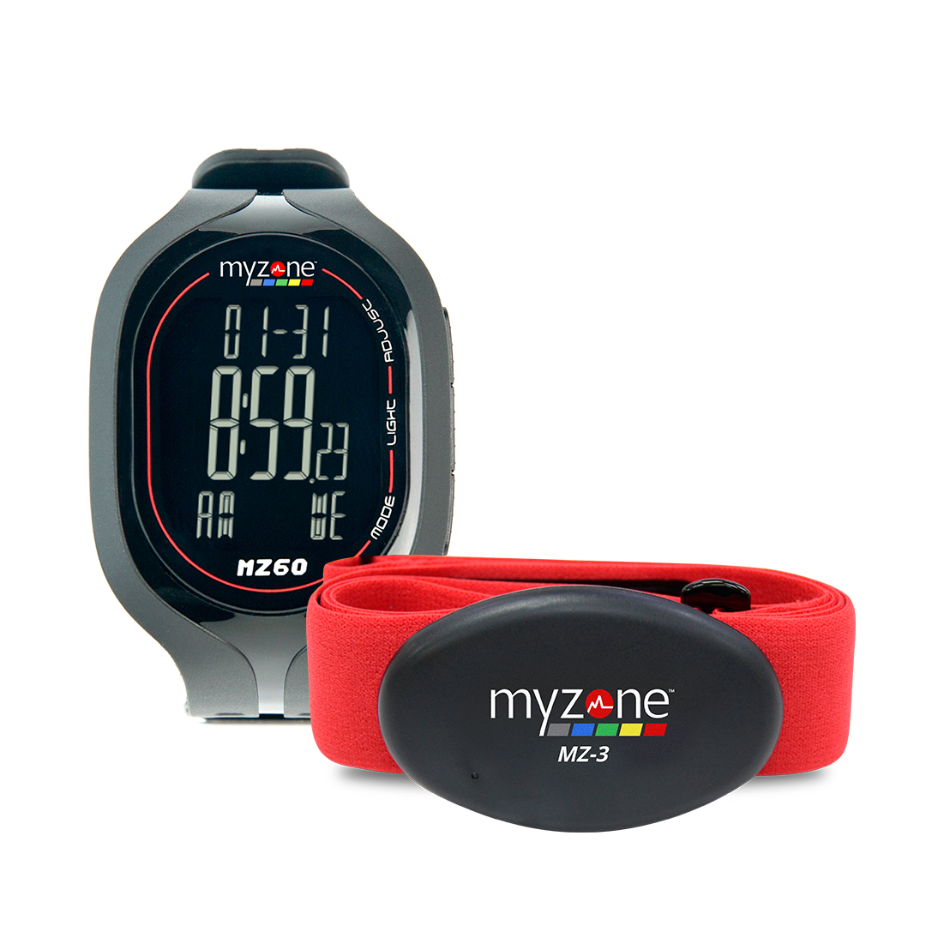 Photo of the MyZone kit
